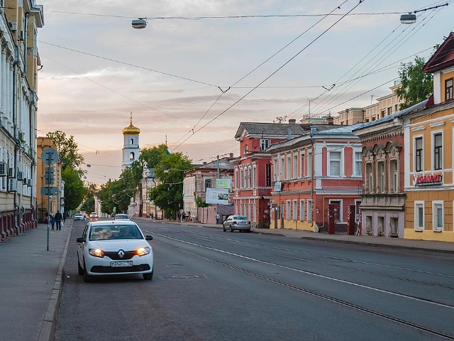 Прогулка по Ильинке