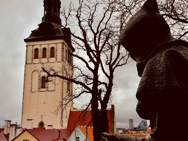 Неизвестные легенды Старого Таллина