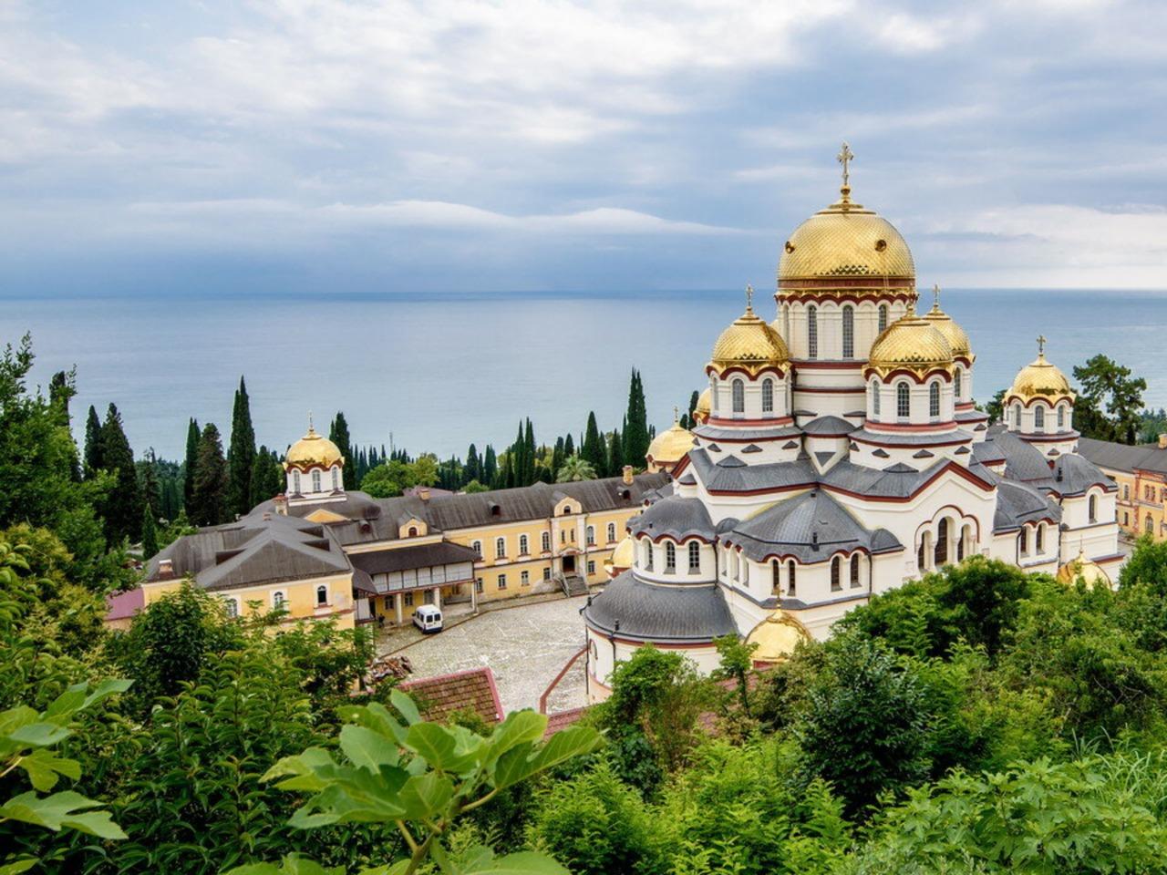 Из тропиков к снегу! Абхазия за один день - индивидуальная экскурсия в Сочи от опытного гида