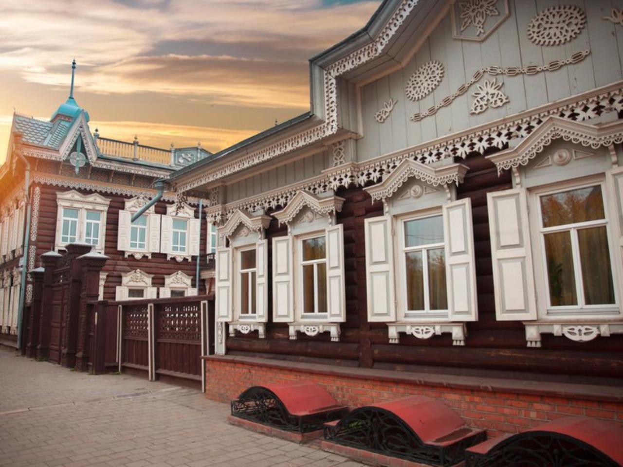 Иркутск — сердце Восточной Сибири - групповая экскурсия по Иркутску от опытного гида