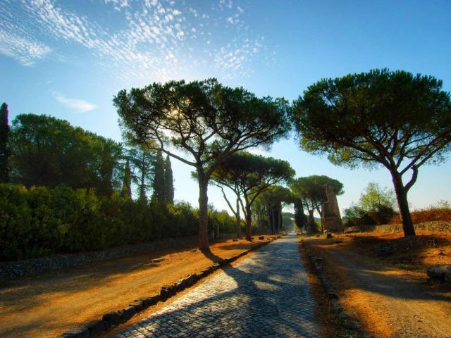 Нетуристический Рим: уникальная Appia Antica