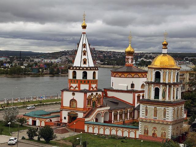 Старинный Иркутск — город мировых религий