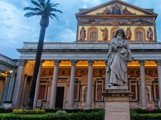 Священный Рим - к глубинным истокам христианства