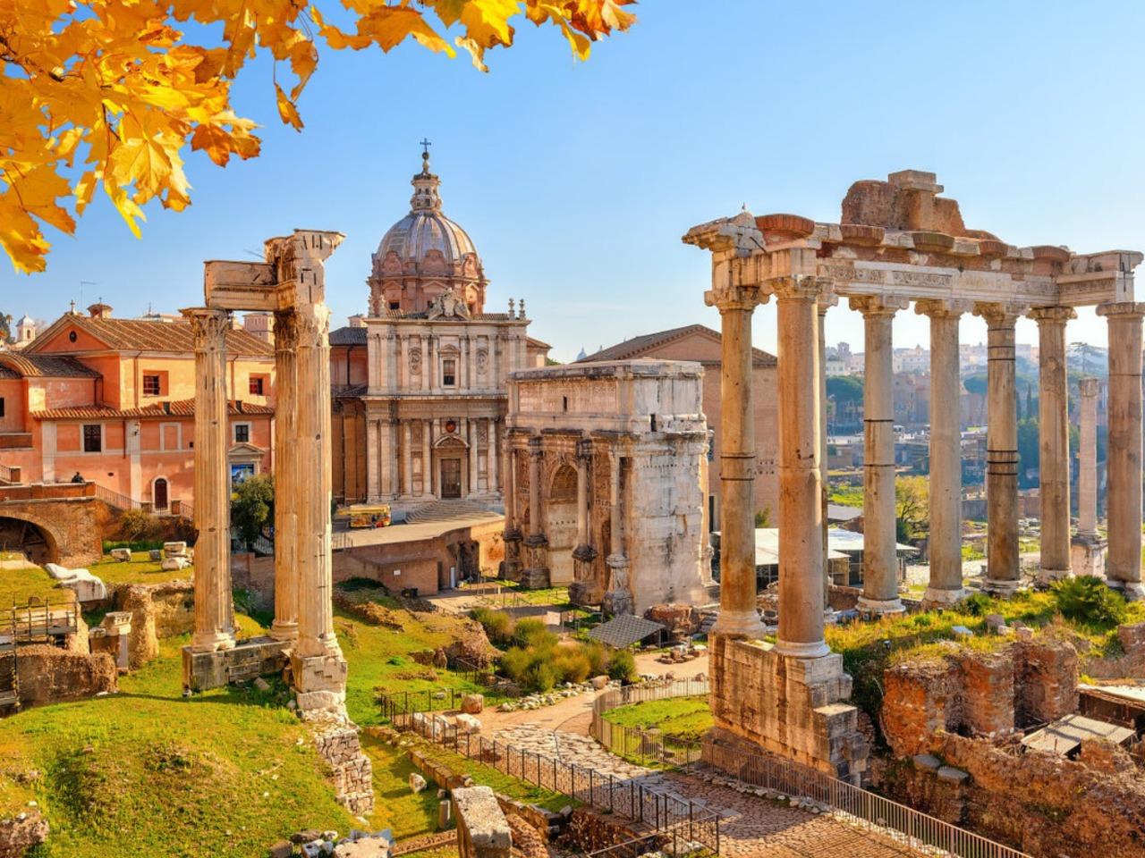 Единственный день в Риме - увидеть всё! - индивидуальная экскурсия в Риме от опытного гида