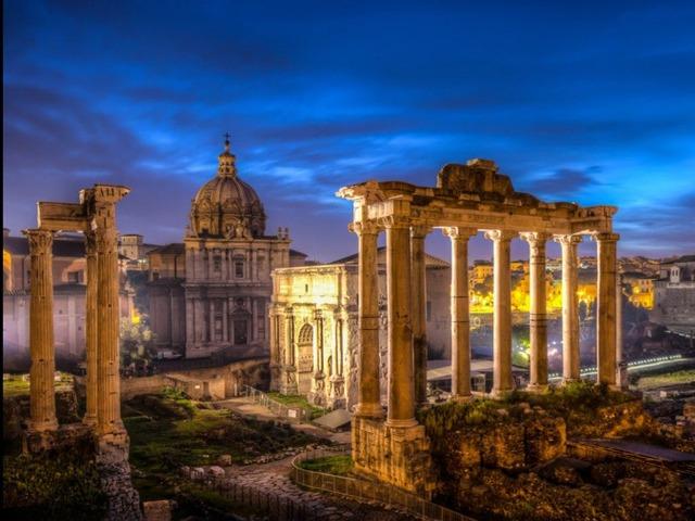 Buongiorno, Roma: встреча с Вечным городом