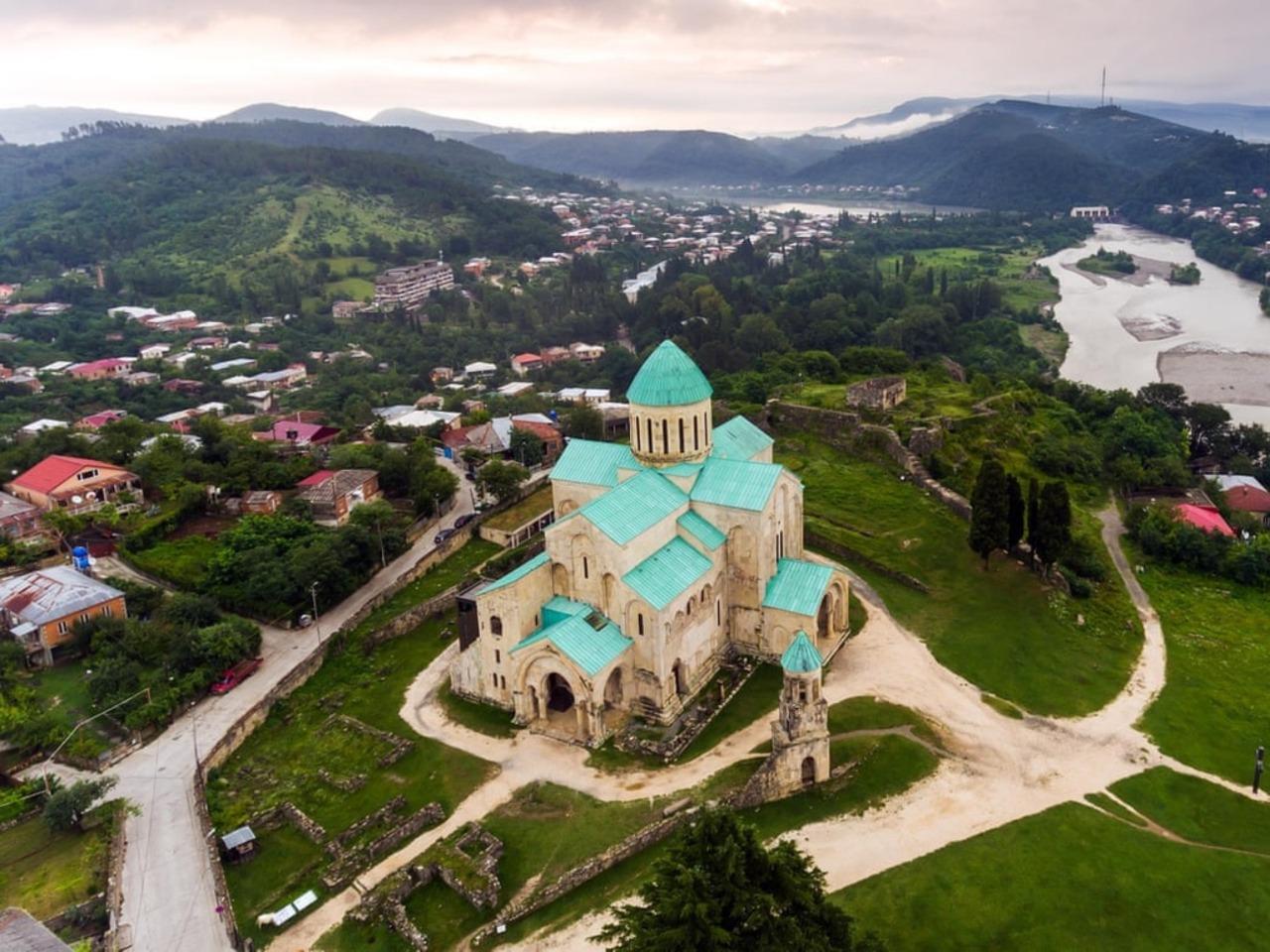 Легенды Колхиды. Кутаиси и его окрестности - индивидуальная экскурсия в Кутаиси от опытного гида