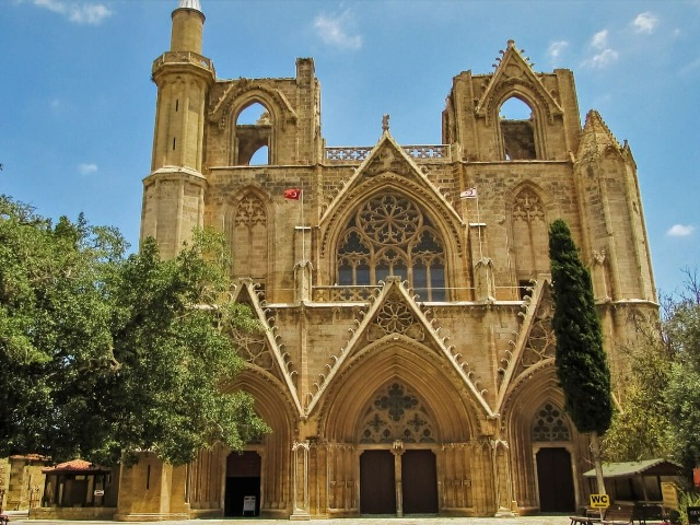Тайны замков Северного Кипра