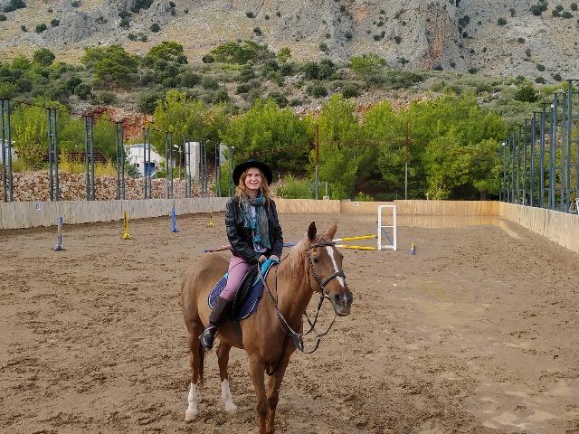 Экзотика в Анталии - прокатиться верхом на ранчо