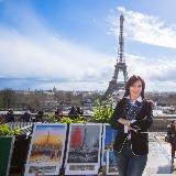 Aliona Paris гид в Париже
