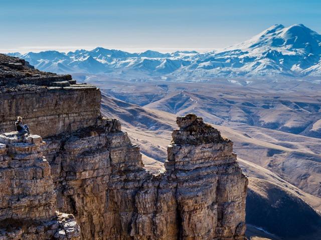 Бермамыт - кавказский король панорамных видов
