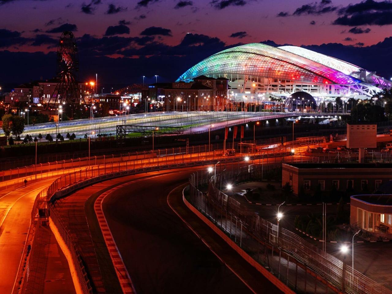 Вечерний Сочи  с посещением Олимпийского парка - индивидуальная экскурсия в Сочи от опытного гида