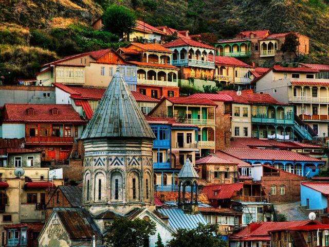 Душевная прогулка по Тифлису: познаем Старый город