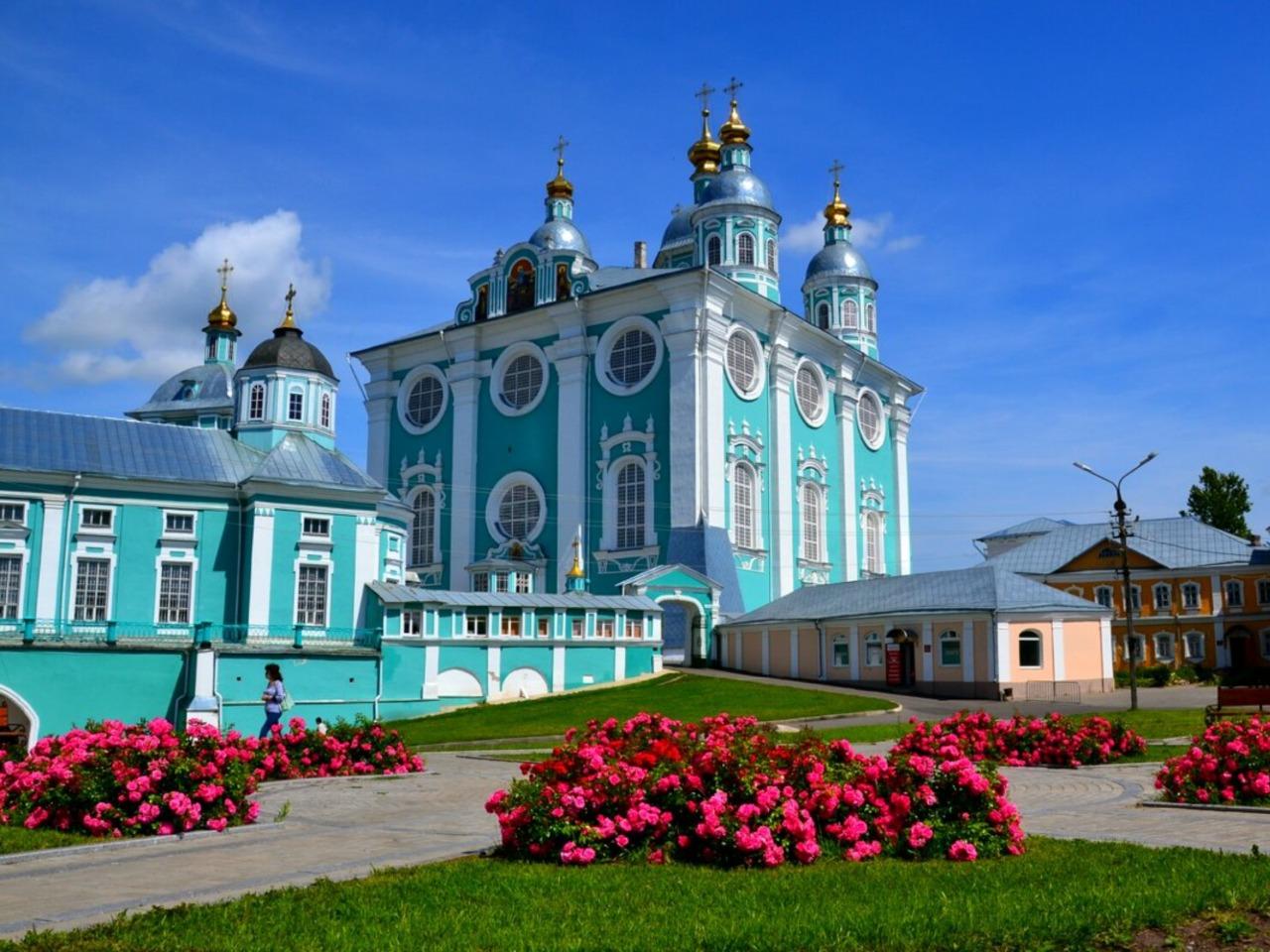 Древняя прелесть Смоленска: взгляд сквозь века - индивидуальная экскурсия по Смоленску от опытного гида
