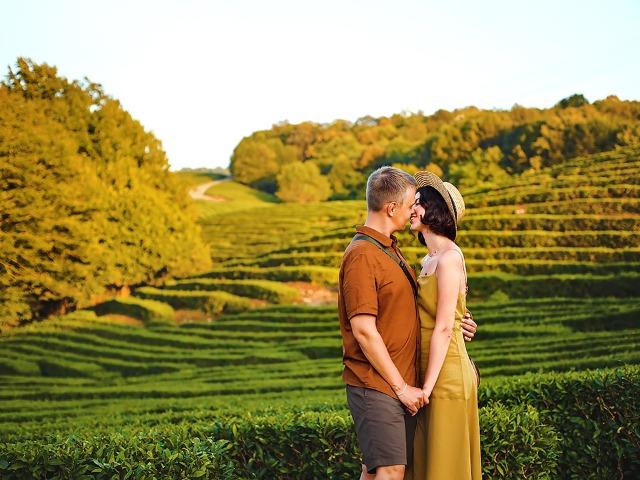 Фототур на чайные плантации