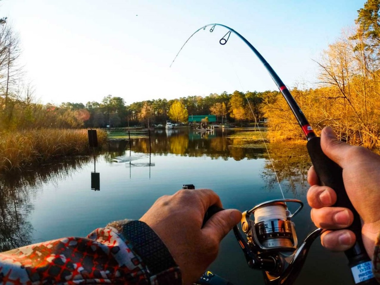 Трофейная рыбалка с опытным гидом  - индивидуальная экскурсия в Самаре от опытного гида
