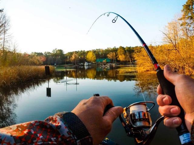Трофейная рыбалка с опытным гидом