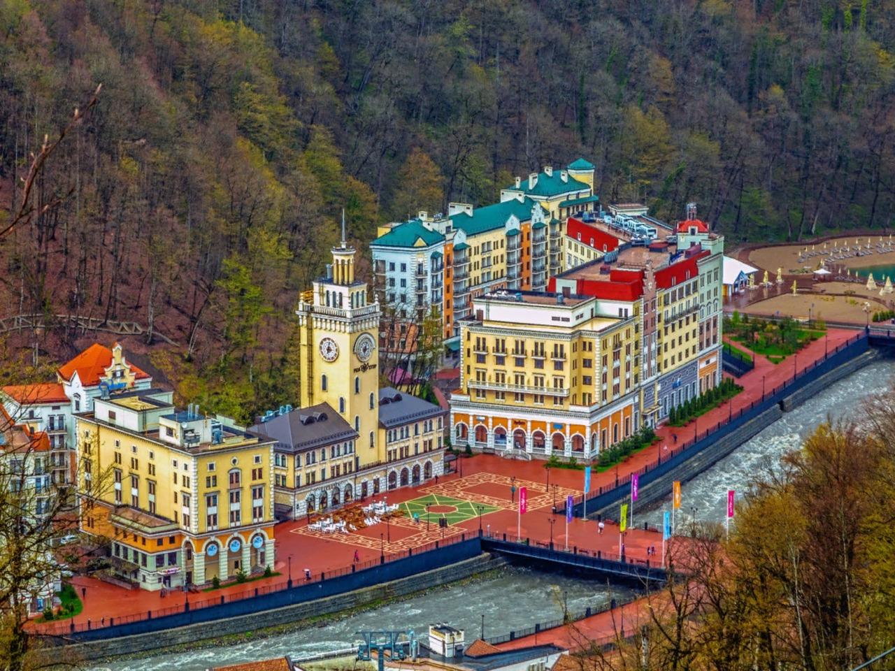 Захватывающее путешествие по Русскому Куршевелю - индивидуальная экскурсия в Сочи от опытного гида