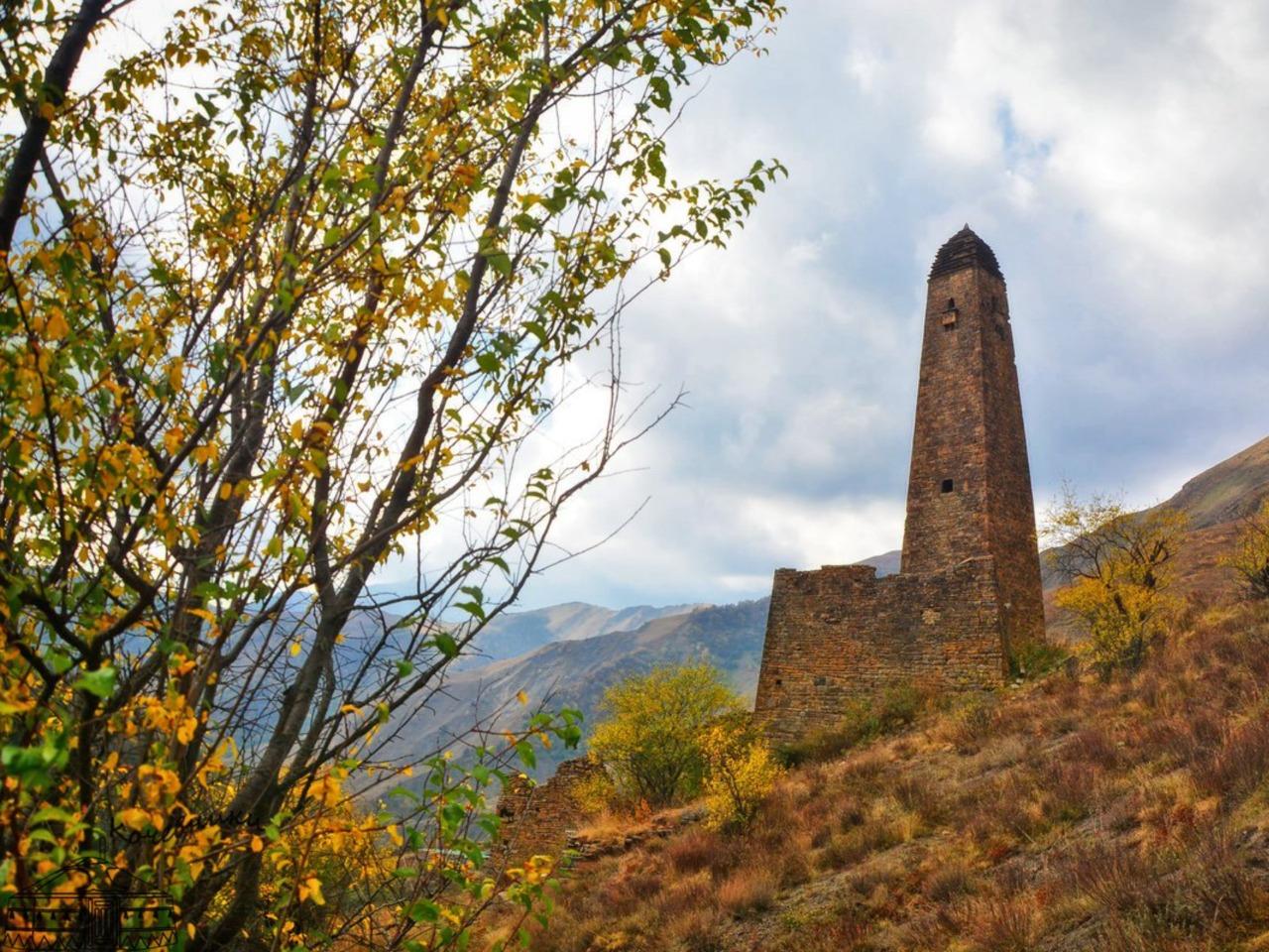 Башенный комплекс Никарой: 1800 м над уровнем моря - индивидуальная экскурсия в Грозном от опытного гида