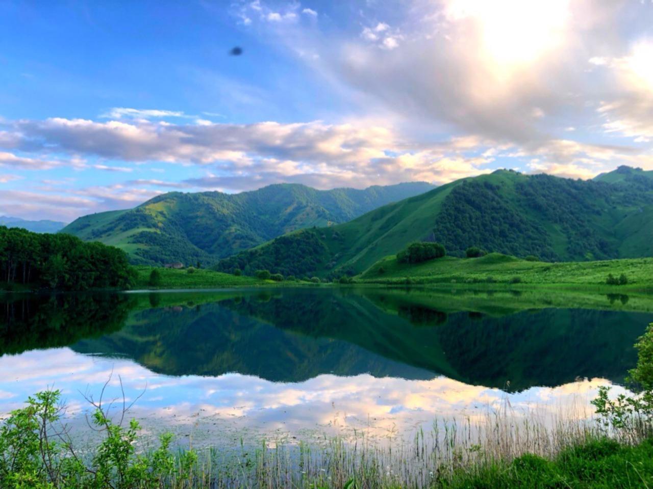 Галанчожское озеро - высокогорный алмаз Чечни - индивидуальная экскурсия в Грозном от опытного гида