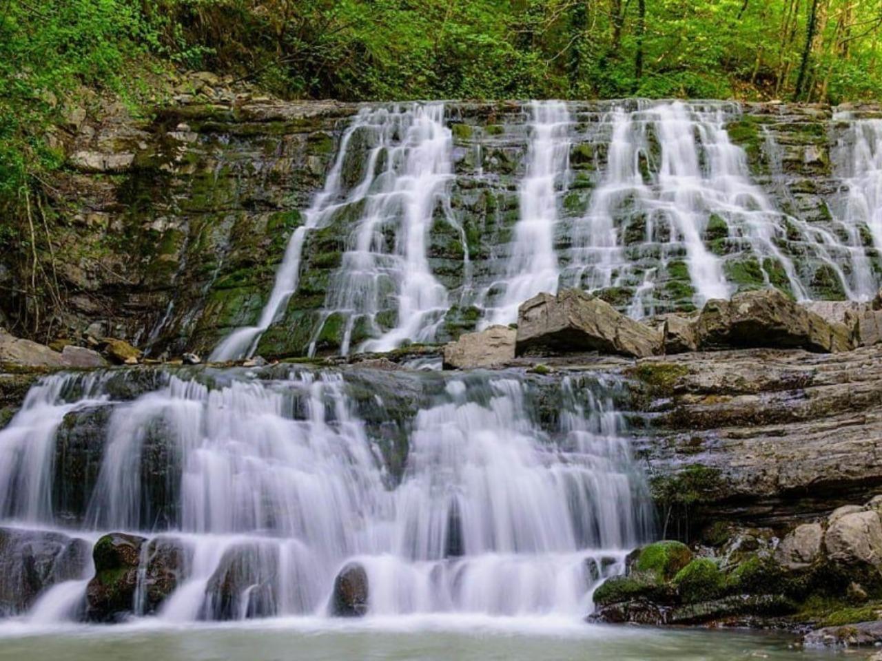Сочинская экзотика: 33 водопада и долина адыгов - индивидуальная экскурсия в Сочи от опытного гида