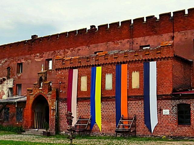 Старинные кирхи и замок Калининградской области