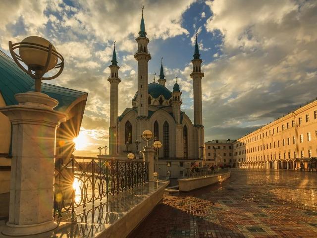Казанский Кремль в зеркале времен