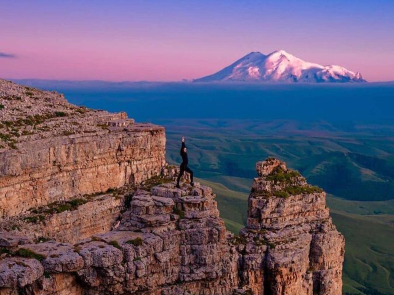 Уникальный Бермамыт - отечественный Гранд-Каньон - групповая экскурсия в Кисловодске от опытного гида
