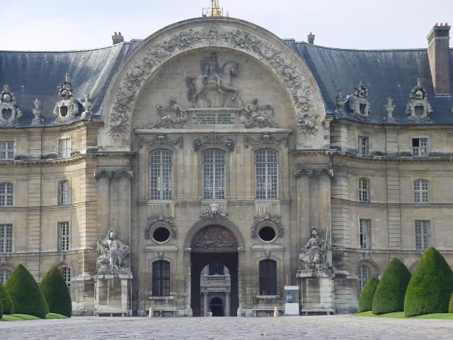 Дом Инвалидов: место упокоения Наполеона Бонапарта