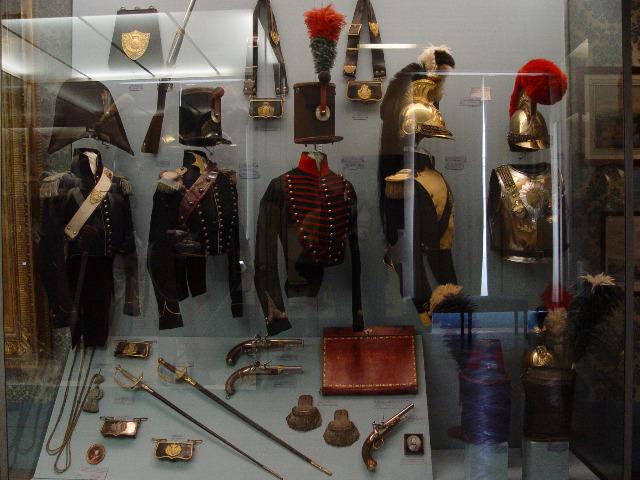 О войне, истории, культуре: экспозиция Музея армии