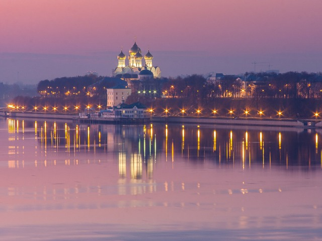 Ярославль: легенды и истории древнего города