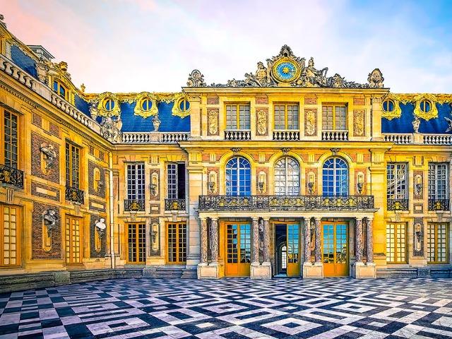 Жизнь королей в Версальском дворце
