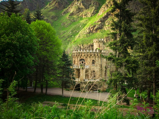 Долина нарзанов - целебная сказка Балкарии
