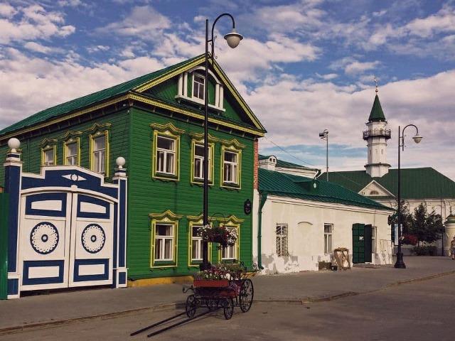 Казань: первое знакомство с татарской культурой