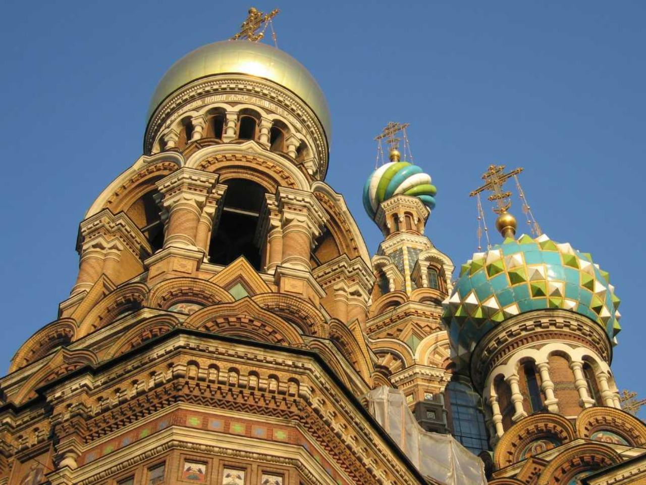 Обзорная по Питеру: старинные духовные святыни   - групповая экскурсия по Санкт-Петербургу от опытного гида