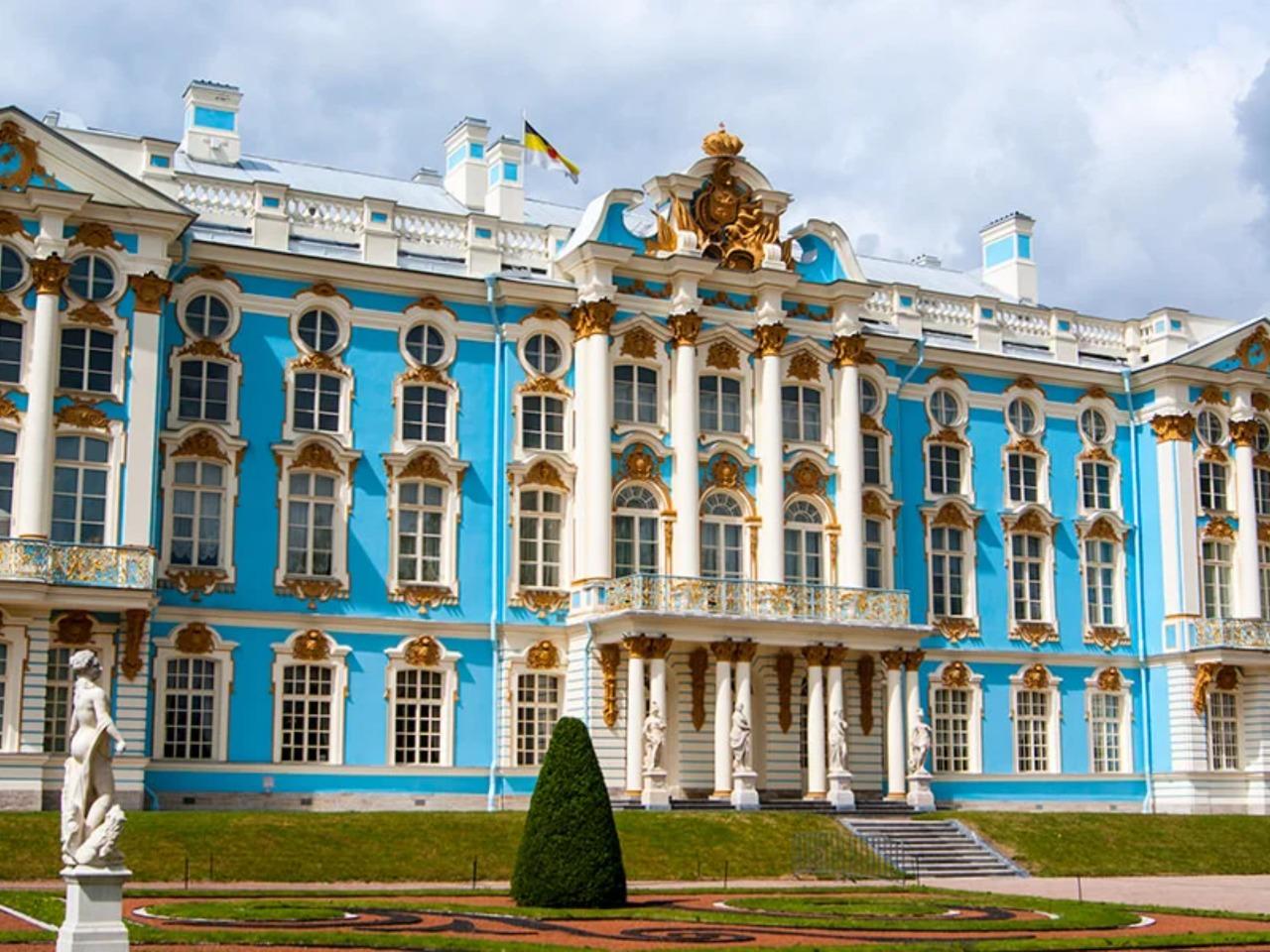 Царское Село: от скромной мызы до блеска дворцов - индивидуальная экскурсия по Санкт-Петербургу от опытного гида
