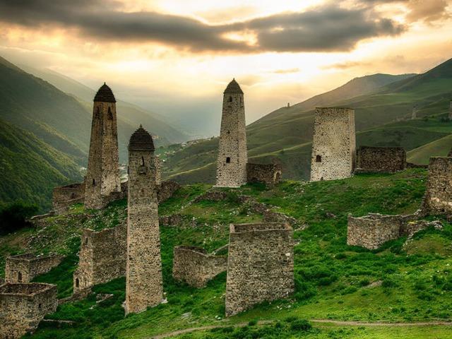 3-дневный тур по красотам горной Ингушетии