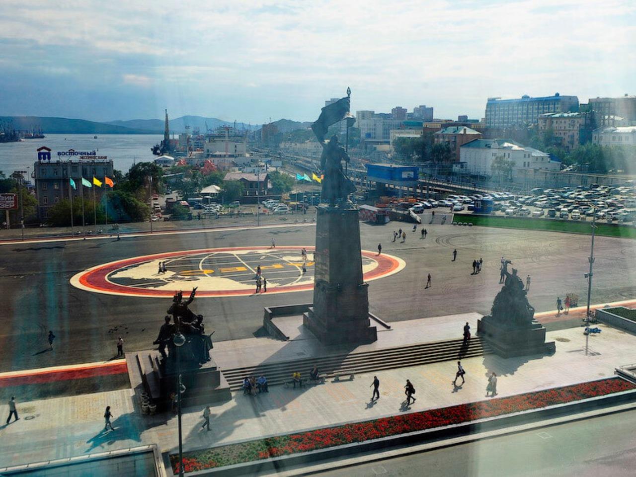 """Архитектурный mix """"Тихоокеанского Константинополя"""" - индивидуальная экскурсия по Владивостоку от опытного гида"""