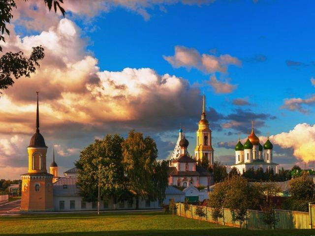 Древний Кремль: первое знакомство с душой Коломны