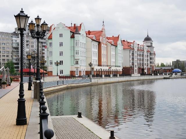 3 дня в Калининграде: город + побережье + замки