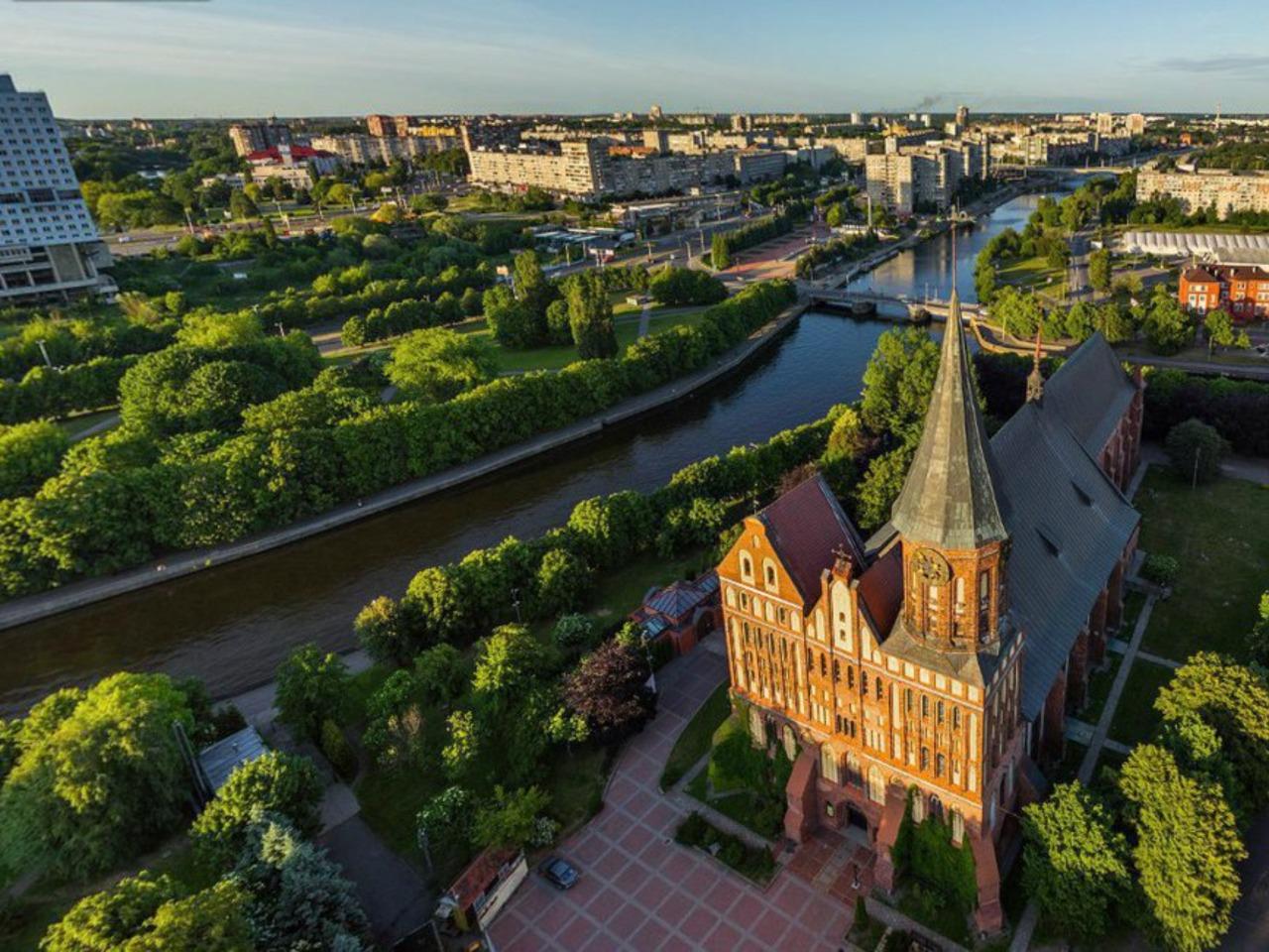 Исследуем Калининград и область за 4 дня  - индивидуальная экскурсия в Калининграде от опытного гида