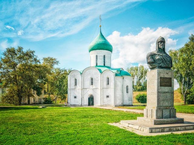 Старинное очарование Переславля: пешая экскурсия