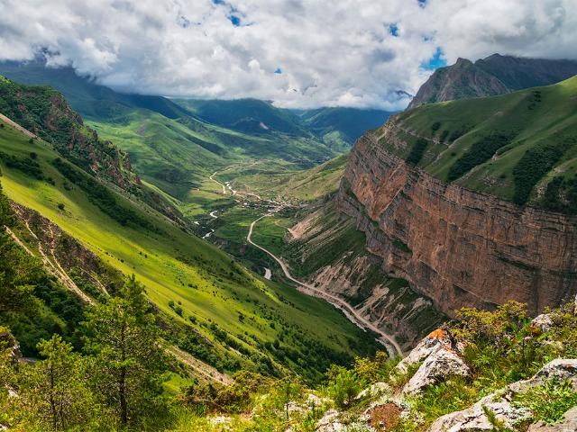 Озеро Гижгит, перевал Актопрак и Верхний Чегем