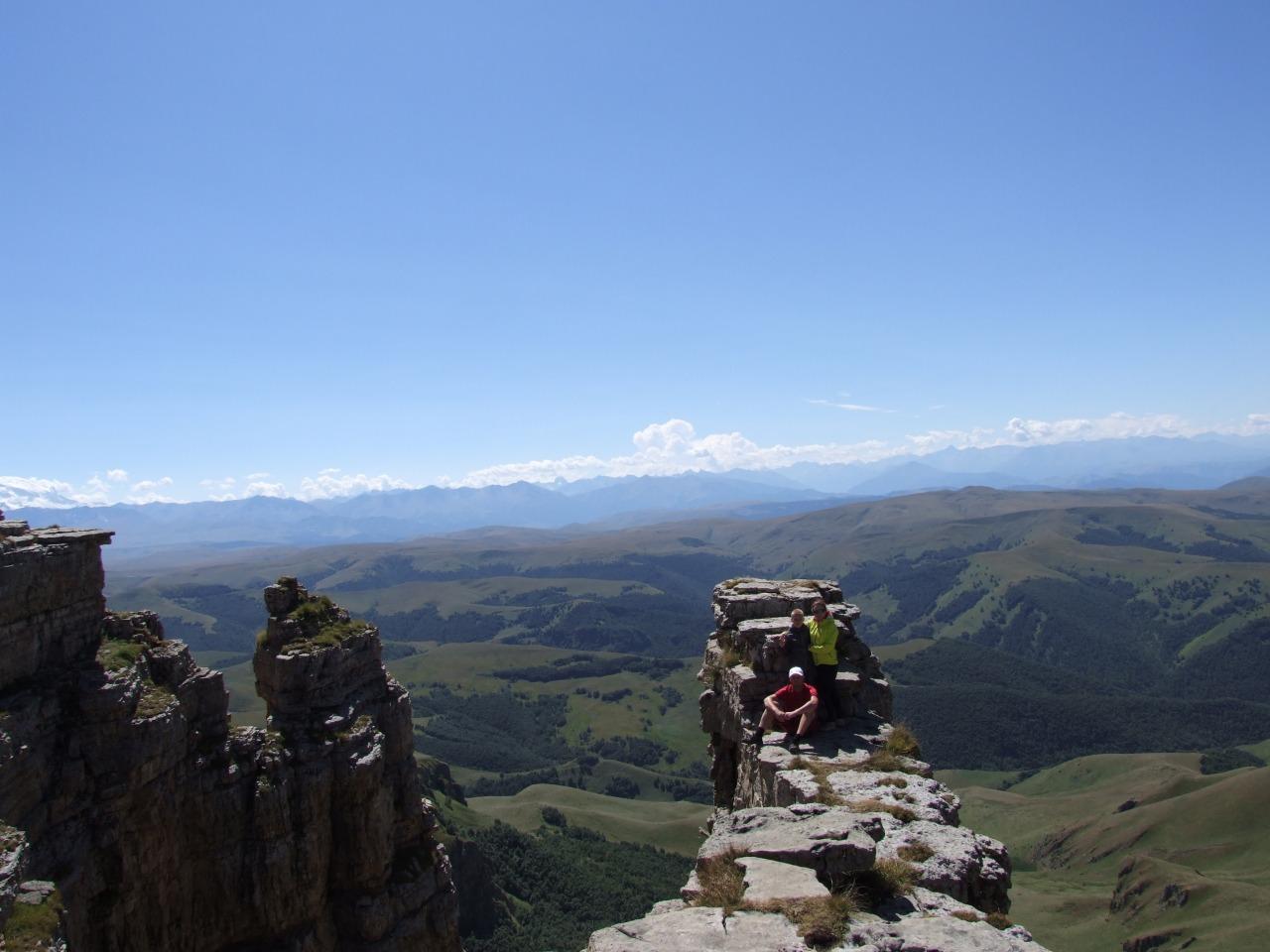 Феноменальное плато Бермамыт - «дорога в небо» - групповая экскурсия в Пятигорске от опытного гида