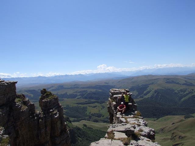 Феноменальное плато Бермамыт - «дорога в небо»
