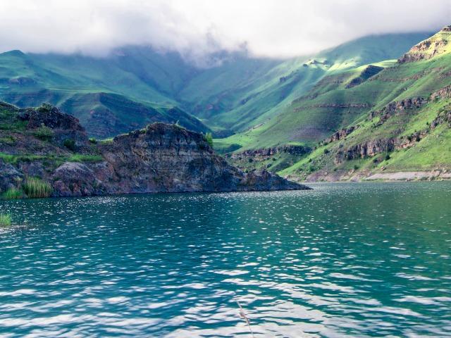 2 ущелья Кабардино-Балкарии: Чегемское+Баксанское