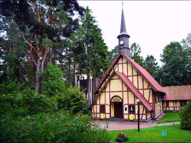 Живописный Светлогорск – история и архитектура