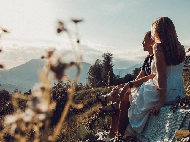 Фотопрогулка в Красной поляне
