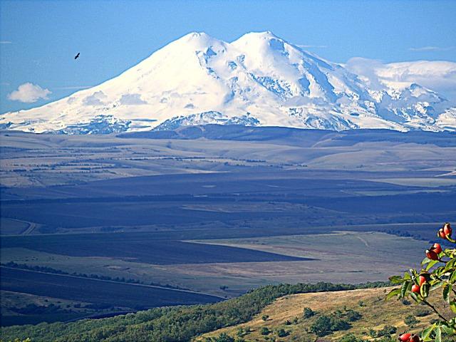 Эльбрус - жемчужина Северного Кавказа