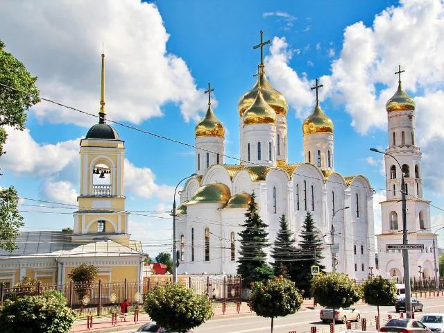 Древний Брянск — город на границе трех государств