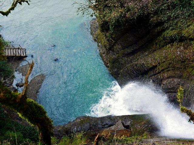Три водопада за один день